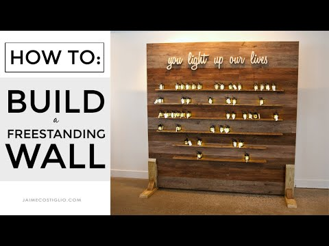 how-to-build-a-freestanding-display-wall
