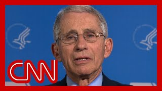 Dr. Anthony Fauci: This is a critical time in coronavirus pandemic