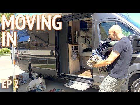 Ram ProMaster Camper Van - Hymer Aktiv Van Tour & Specs