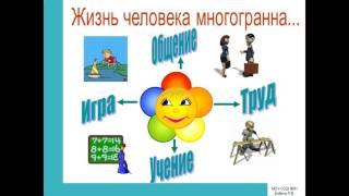презентация человек и его деятельность 6 класс
