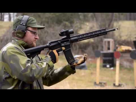 Как убить винтовку М16.