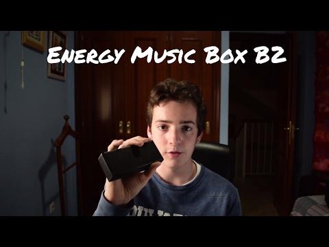 Energy Music Box B2 | Altavoz Bluetooth | Review