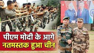 India, China Begin 'Hand-In-Hand' Military Drills To Improve Ties P...
