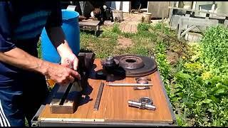 Реечный дровокол своими руками (часть 1)