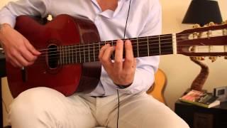 Anima_Pino Daniele_Guitar Cover su Base mp3