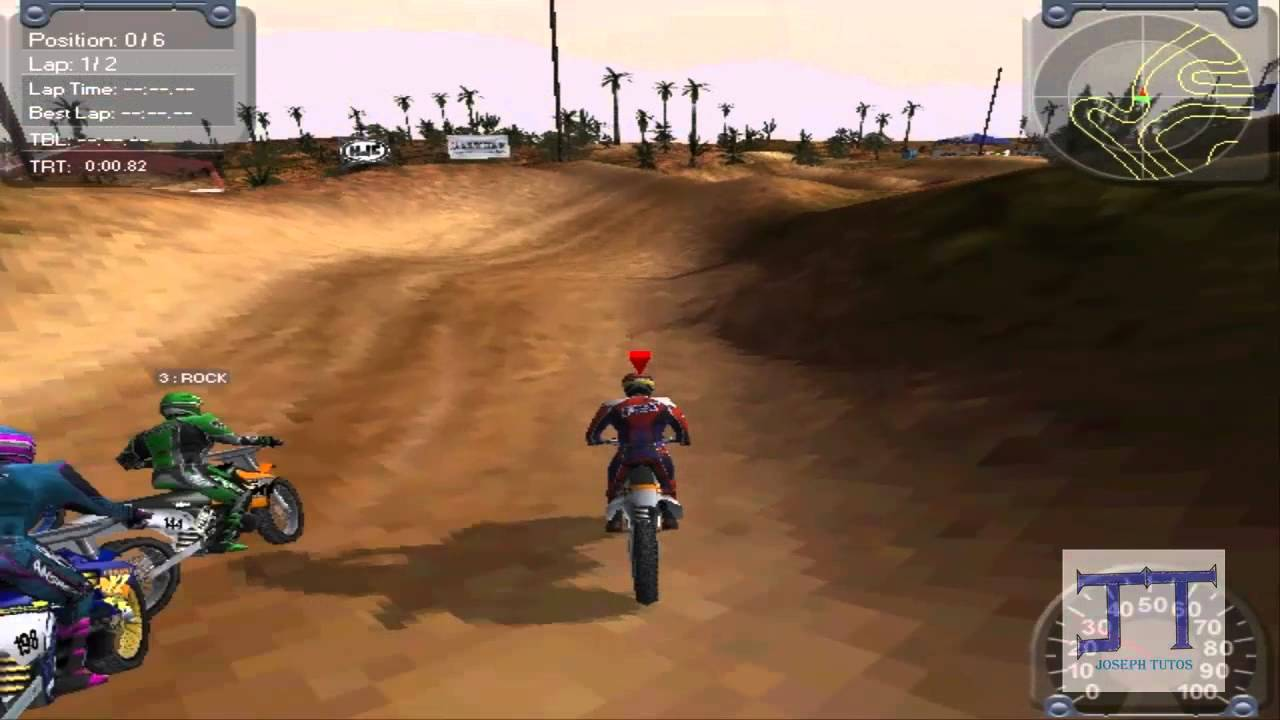 Motocross Madness Download (1998 Sports Game)