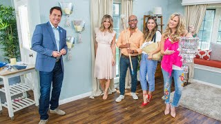 Dollar Store DIY Challenge - Home & Family