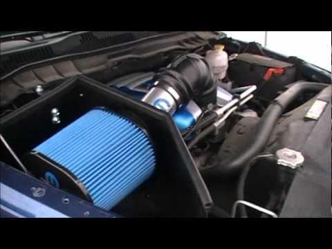 102e895b692 2011 Ram 1500 R T Mopar Cold Air Intake - YouTube