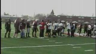 GAME HIGHLIGHTS: 2009 IFL All Star Game - North vs South