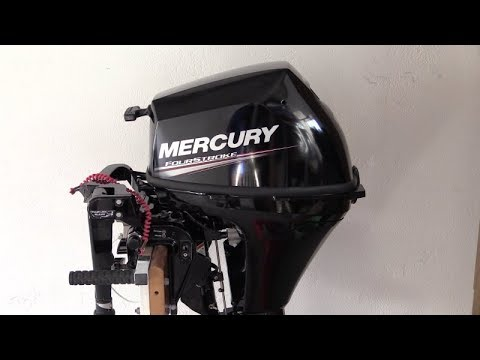 DIY Mercury  9.9 maintenance and winterizing