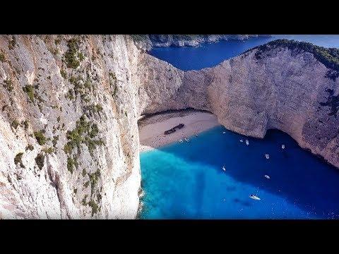 Greece from Above 4K | Kerkyra/Corfu | Zakynthos/Zante | Paxos | Antipaxos | Meteora