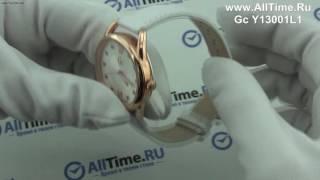 Обзор. Женские наручные часы Gc Y13003L1