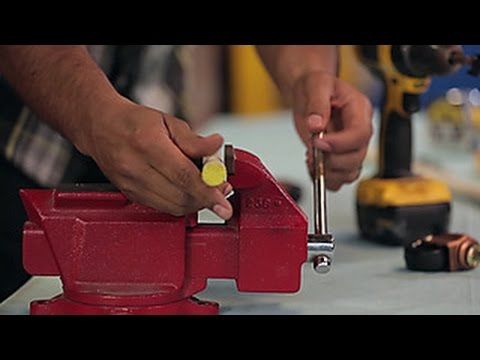 How To Attach Casters To Table Legs   DIY Network
