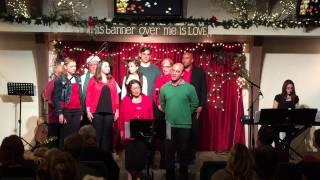Christmas Star by CeCe Winans - covered by New Life Church Christmas Choir Santa Barbara