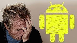 Чистый Android 9 на Nokia (маленькие недостатки) нет возможности переноса приложений