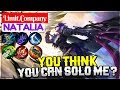 You Think You Can Solo Me    Limit Company Natalia Mobile Legends