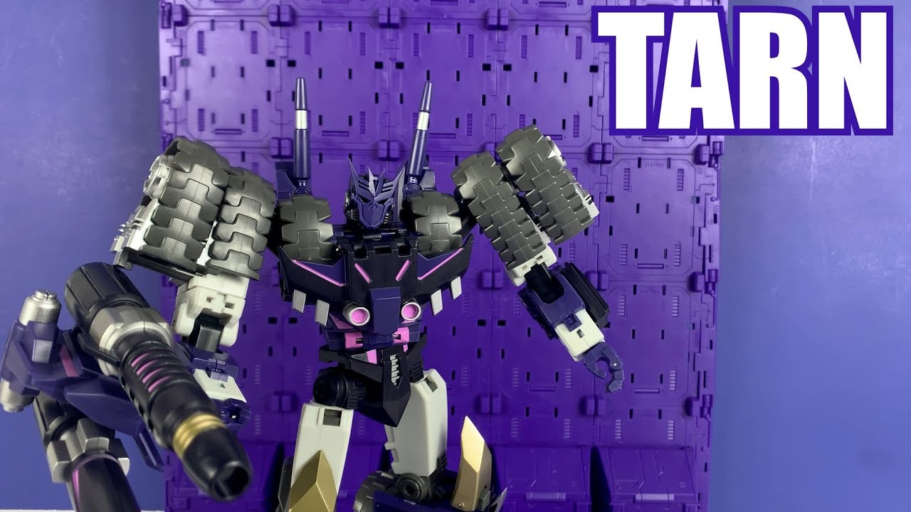 MMC Mastermind Creations 2020 Reissue KULTUR Unboxing and Review by Enewtabie
