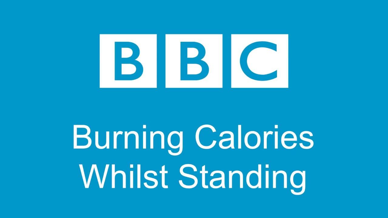 Standing Desks Will Boost Calorie Burn At Work Bbc Tv