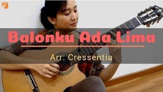 Lagu Anak - Balonku Ada Lima - Fingerstyle Guitar -  See N See Guitar