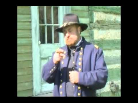 General U.S. Grant Interview Pt. 1