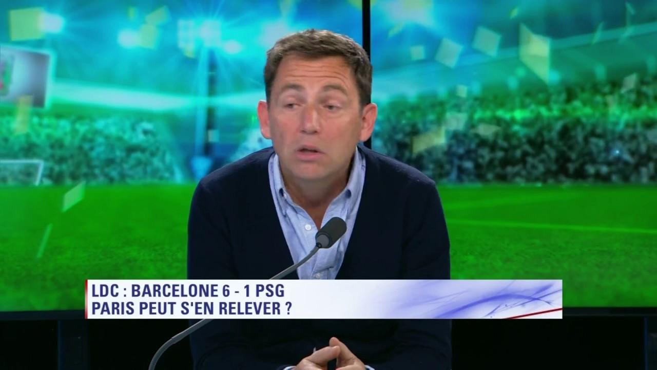 Riolo sur la défaite du PSG : ''C'est comme le France-Bulgarie de 1993''