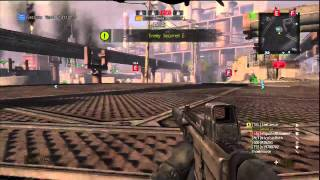 MAG PS3 VALOR Domination Gameplay