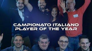 CAMPIONATI ITALIANI 2018- TV TABLE POY Championship