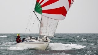 Unbelievable fast: Up to 18 knots with a one design BB 10m, built 1979