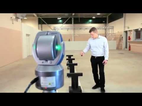 Introducing The Faro Vantage Laser Tracker Youtube