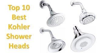 Top 10 Best Kohler Shower Heads of 2020 Update