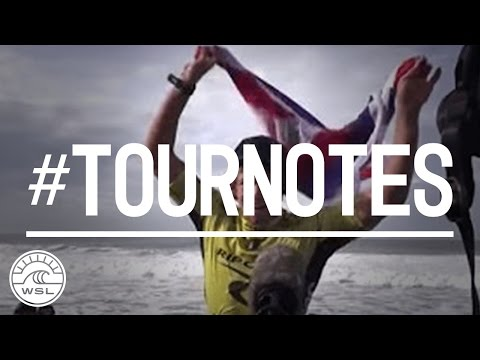 Tournotes With The Champ American John John Florence