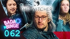 The Witcher - Die Serie, Space Force | Bada Binge #62 mit Hanna (Serienjunkies)