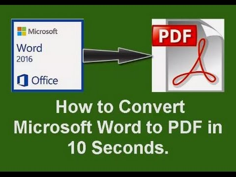 how-to-convert-a-word-to-pdf-in-10-seconds