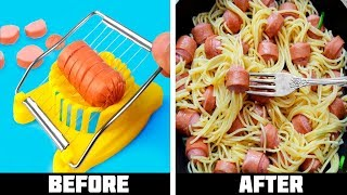 25 SMART KITCHEN LIFE HACKS