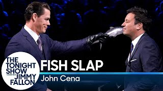 Fish Slap with John Cena