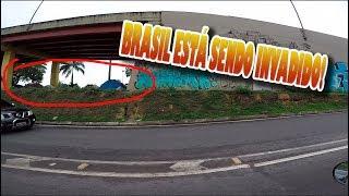 MAIS MIGRANTES DA VENEZUELA CHEGAM EM MANAUS - KM BLACK MOTO