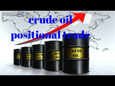 crude oil positional trade