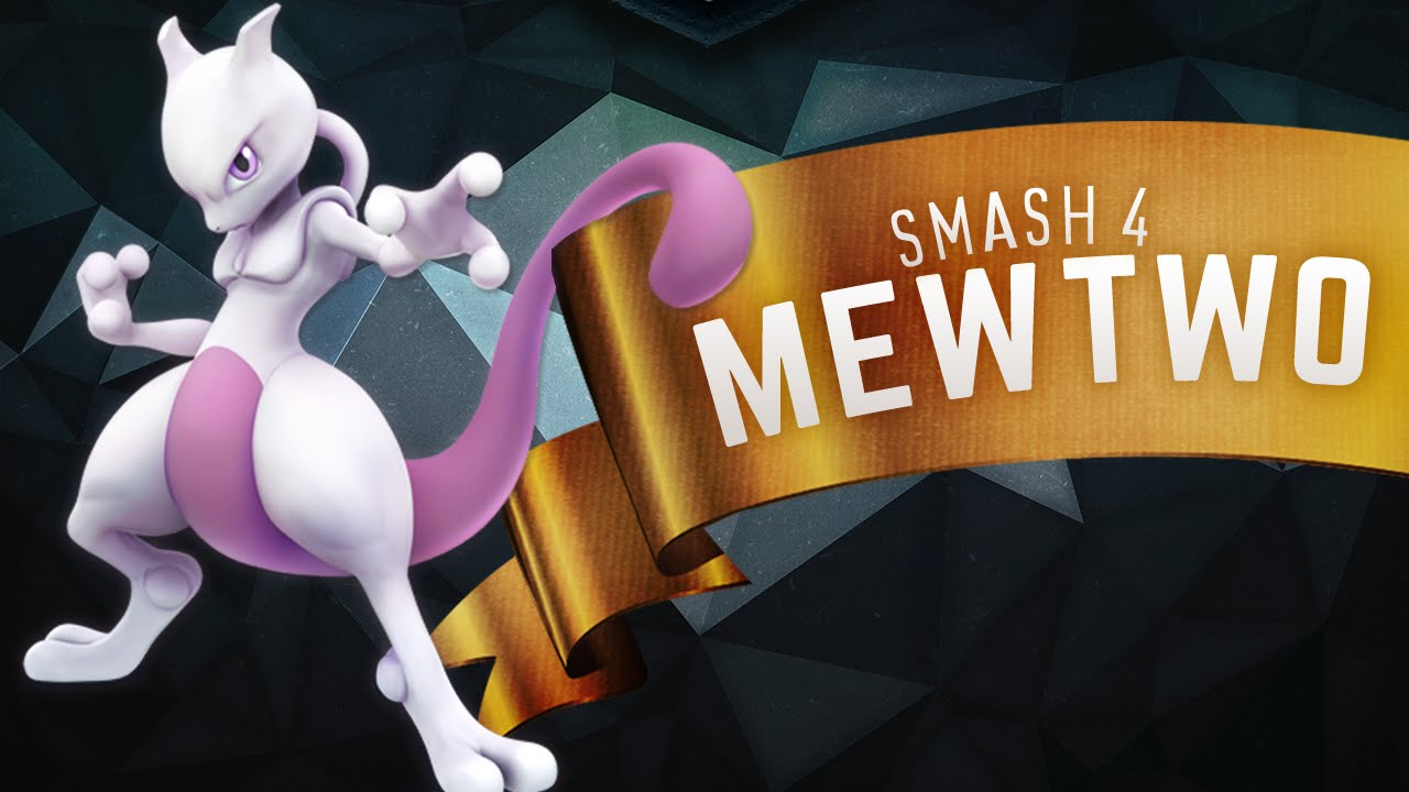 Mewtwo 3DS/Wii U - Super Smash Academy
