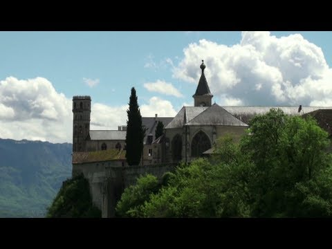 L'abbaye de Hautecombe  (Savoie - France) Travel Video
