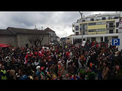 Carnaval de Canas de Senhorim 2019 - Rossio