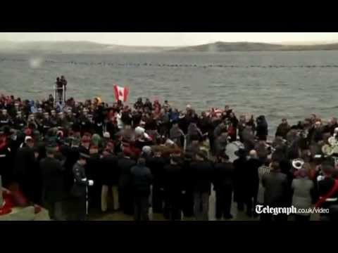 Falkland Islands anniversary: 'the memories are still quite fresh'