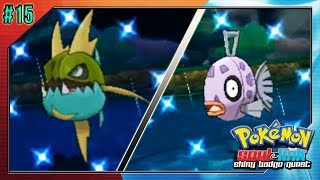last shiny pokemon pair   pokemon oras soul link shiny badge quest w rekcana ep15