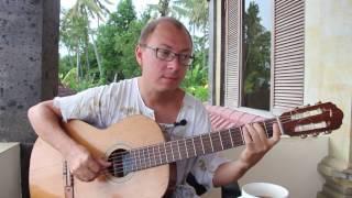 Рекомендация по игре басами на гитаре | Александр Фефелов