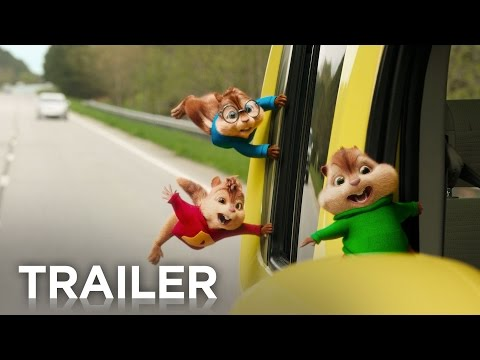 Alvin and the Chipmunks: The Road Chip | Official Trailer [HD] from YouTube · Duration:  2 minutes 12 seconds