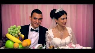 Эльдар и Оксана! Кавказская Свадьба