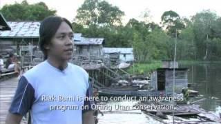 Danau Sentarum: Where a new approach begins