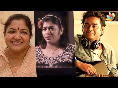 KS Chithra,AR Rahman sister's mashup gift to ARR's 50th Birthday | Video Song
