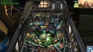 Pinball FX3 Table Mini-Review - 40 - Alien: Isolation (PC 1080p60)