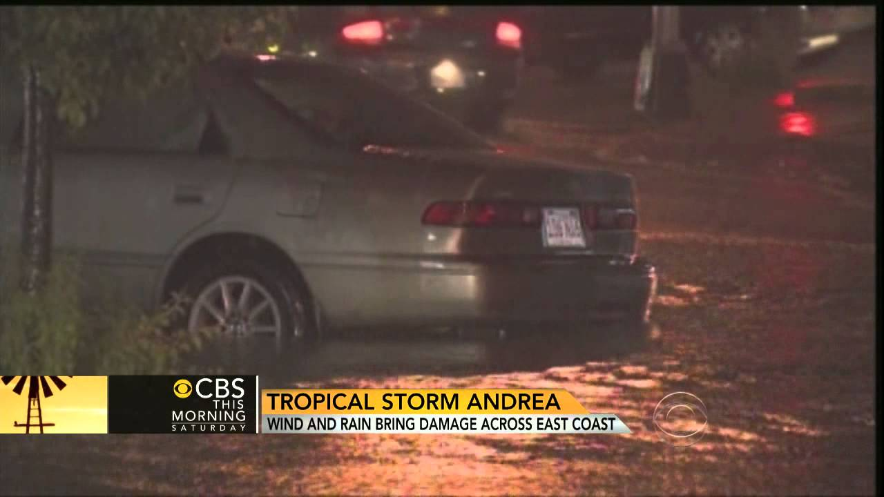 Tropical Storm Karen takes aim at Puerto Rico