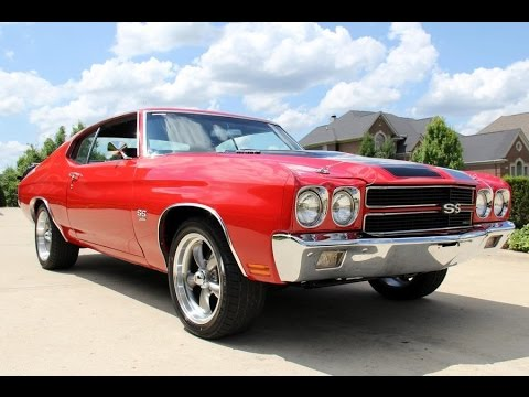 1970 Chevrolet Chevelle Malibu For Sale